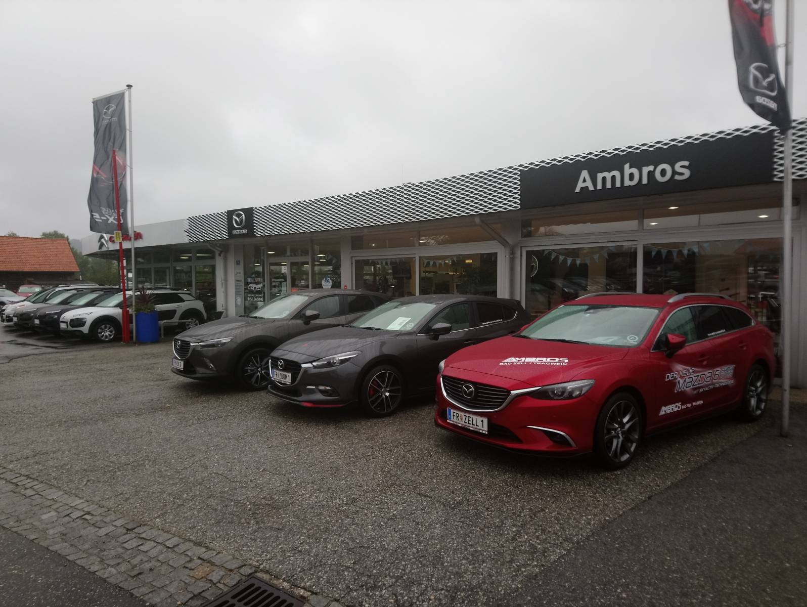 Ambros Automobile Bad Zell